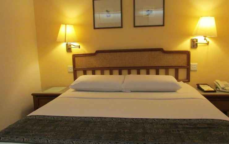 Perak Hotel Singapore - Standard Double or Twin Room