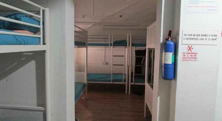 BEDROOM MKS Backpackers Hostel - Campbell Lane