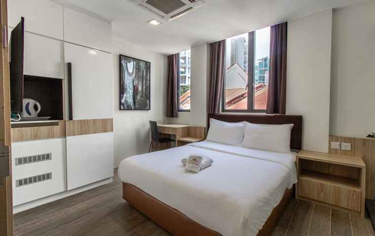 Q Loft Hotels@Mackenzie Singapore - Superior Double Room