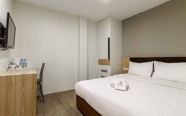 Q Loft Hotels@Mackenzie Singapore - Standard Double Room (no window)