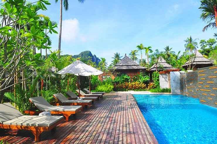 SWIMMING_POOL Ao Nang Phu Pi Maan Resort and Spa