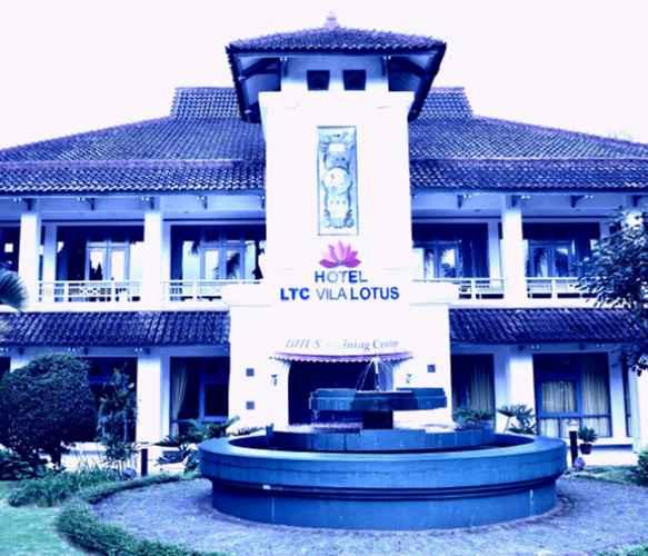EXTERIOR_BUILDING Hotel LTC Villa Lotus Cipanas