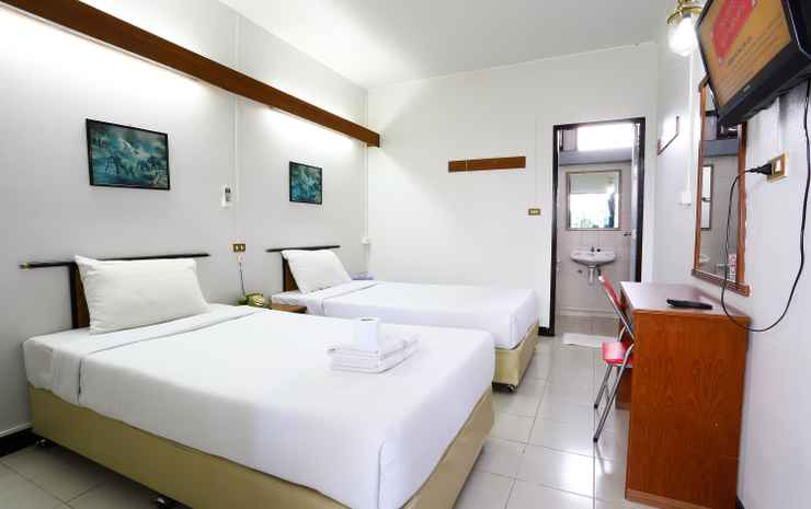 Chomdoi House Hotel Chiang Mai - Standard Twin Room - RO FC