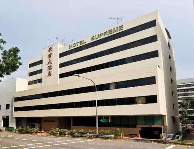 EXTERIOR_BUILDING Hotel Supreme