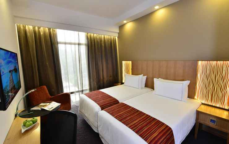 Hotel Grand Central (SG Clean, Staycation Approved) Singapore - Deluxe Double/Twin