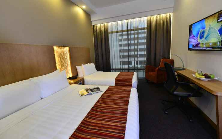Hotel Grand Central (SG Clean, Staycation Approved) Singapore - Deluxe Triple