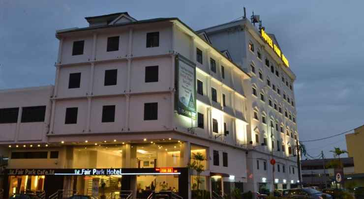 EXTERIOR_BUILDING Fair Park Hotel Ipoh by Hotel Holmes