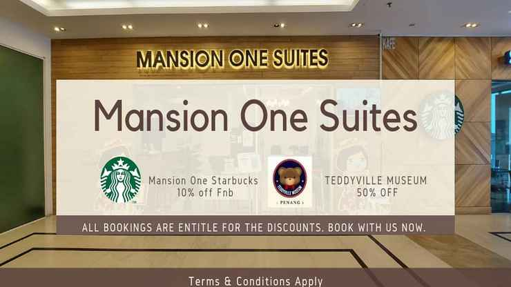 LOBBY Mansion One Suites