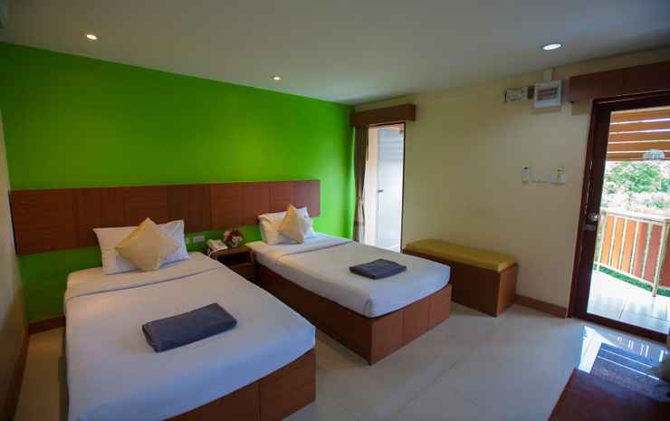 Twin Palms Resort Chonburi - Standard Twin Room Only