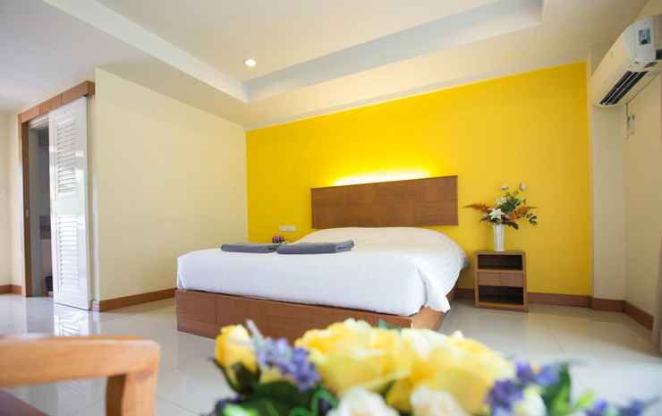 Twin Palms Resort Chonburi - Superior Double with Balcony Room Only