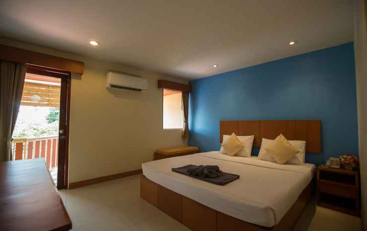 Twin Palms Resort Chonburi - Standard Double Room Only