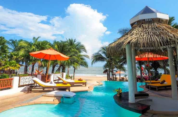 SWIMMING_POOL Vartika Resovilla Kuiburi  Beach Resort and Villas