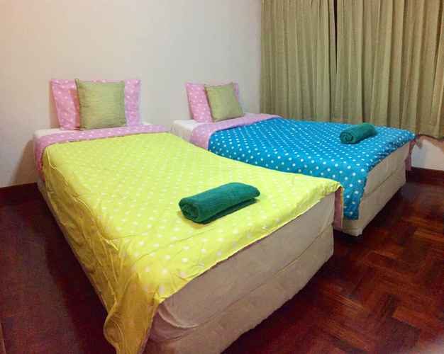 BEDROOM Baan Rao Holidays Home By Lease Back