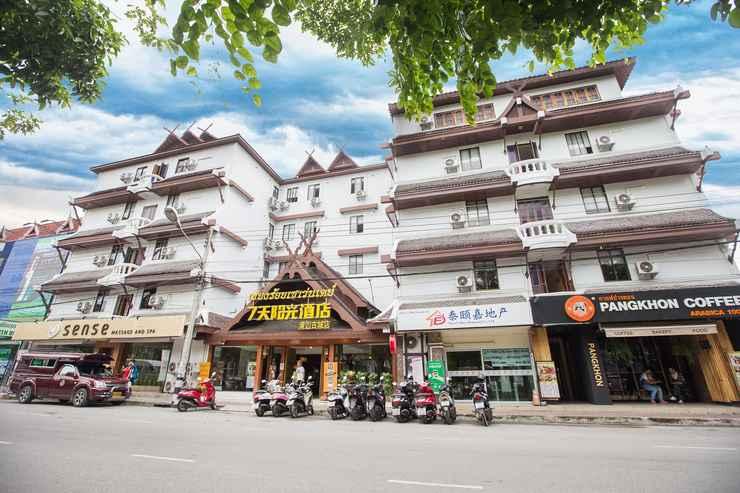 EXTERIOR_BUILDING Chiang Roi 7 Days Inn