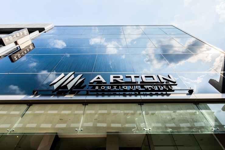 EXTERIOR_BUILDING Arton Boutique Hotel