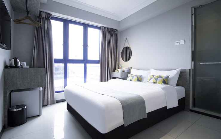 Harbour Ville Hotel Singapore - Standard Queen Room (Newly Renovated)