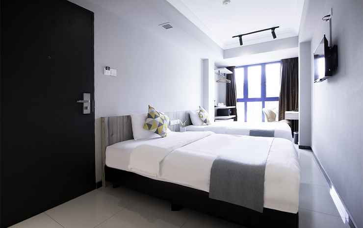 Harbour Ville Hotel Singapore - Superior Twin Room  (Newly Renovated)