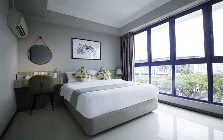 Harbour Ville Hotel Singapore - Superior Queen Room (Newly Renovated)