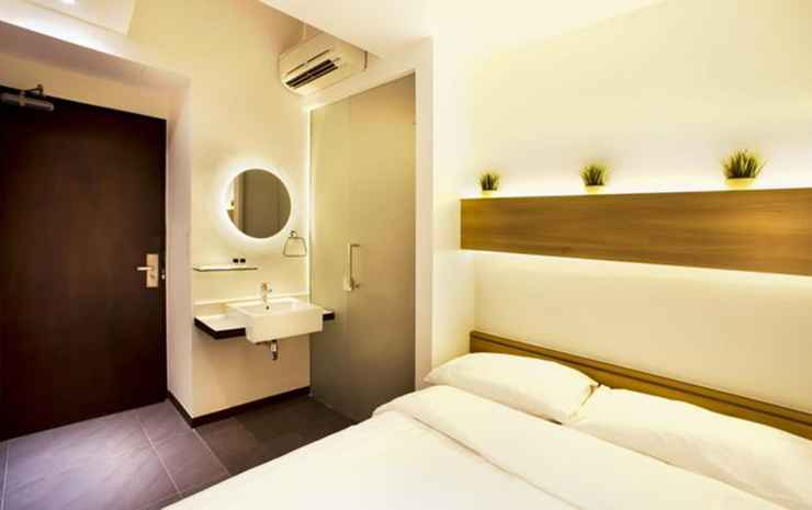 Hotel NuVe Singapore - NuVe Basic Room (Free Premium Minibar for SingapoRediscovers Vouchers Bookers)