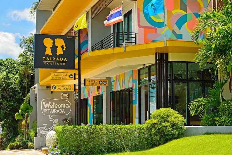 EXTERIOR_BUILDING Tairada Boutique Hotel