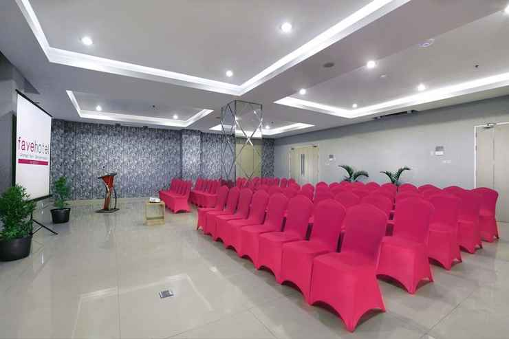 FUNCTIONAL_HALL favehotel Ahmad Yani Banjarmasin
