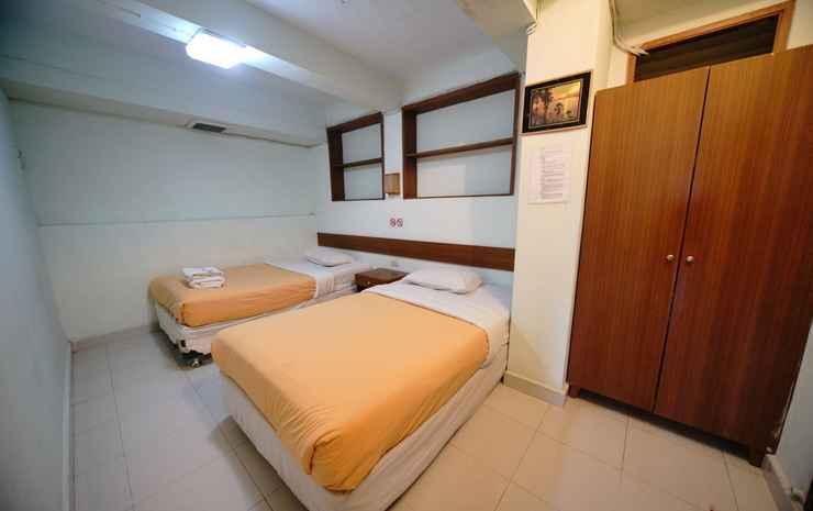 Pandu Lakeside Hotel Parapat Danau Toba - Family Room with Lake View