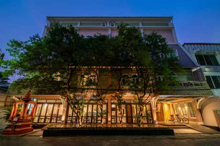 EXTERIOR_BUILDING Salil Hotel Sukhumvit Soi 8