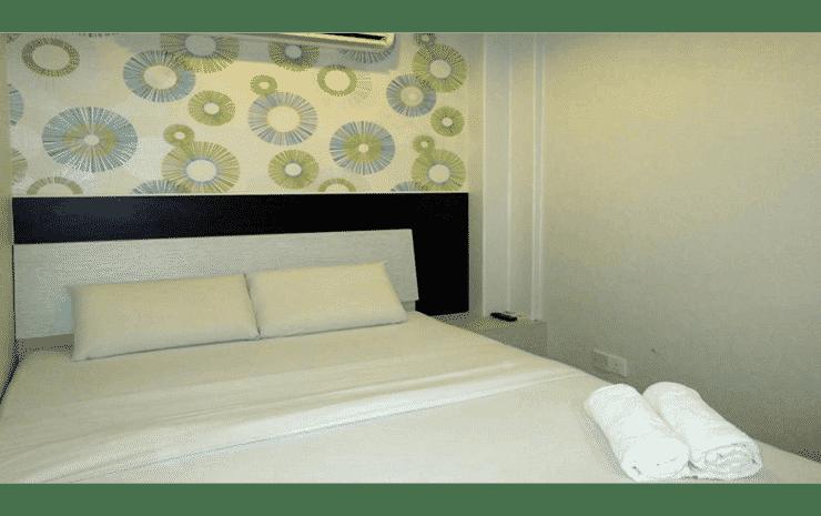 T-Hotel Bukit Bintang Kuala Lumpur - Superior Queen Room