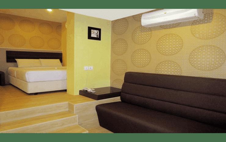T-Hotel Bukit Bintang Kuala Lumpur - Junior Suite