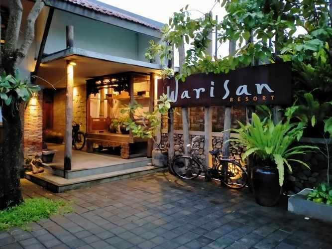LOBBY WARISAN Heritage Boutique Hotel