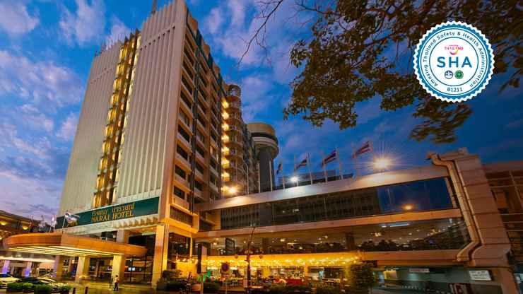 EXTERIOR_BUILDING Narai Hotel