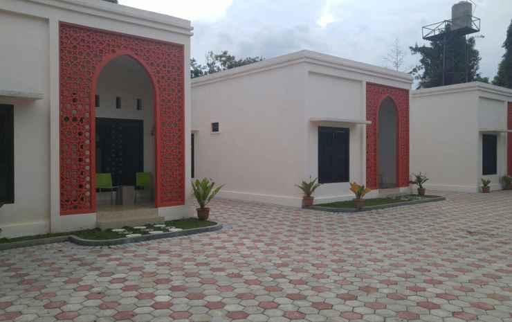 Villa Zam Zam Syariah And Bungalow Puncak -