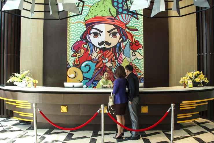LOBBY MaxOneHotels.com @ Resort Makassar