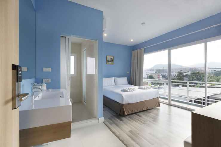 BEDROOM โรงแรมนันทรา หัวหิน