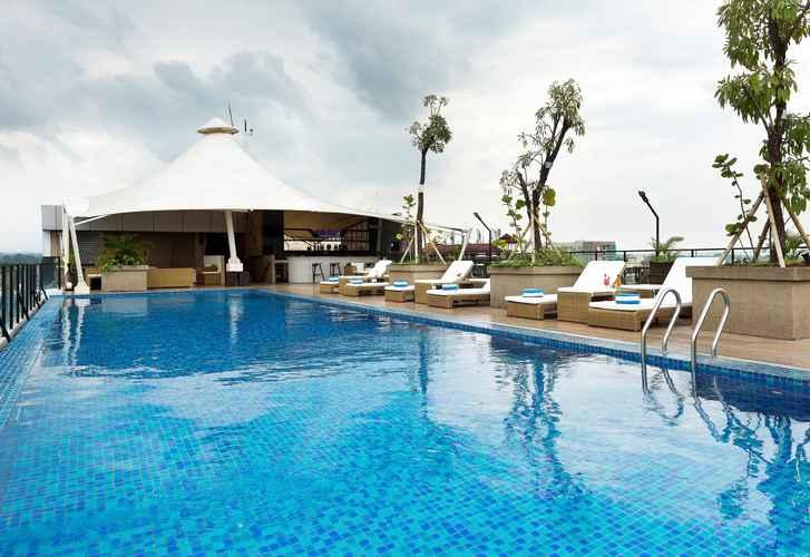 SWIMMING_POOL Satoria Hotel Yogyakarta