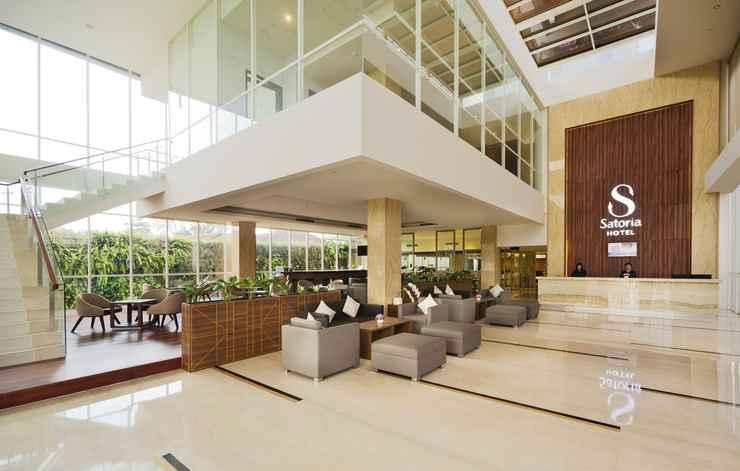 LOBBY Satoria Hotel Yogyakarta