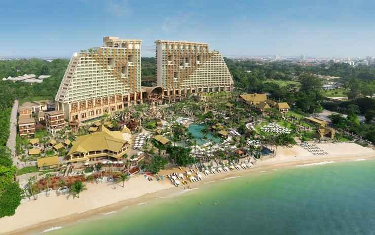 EXTERIOR_BUILDING Centara Grand Mirage Beach Resort Pattaya