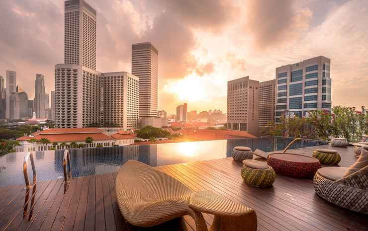 Naumi Hotel Singapore Singapore - Habitat Room -  Sunrise to Sunset 33 Hour Weekday Staycay (11am Check in, 8pm Check Out)