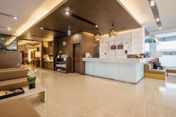 LOBBY CNC Residence