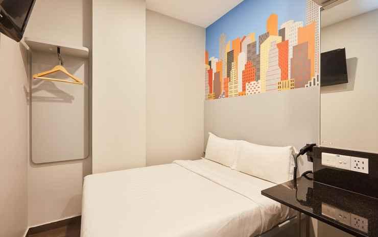 ibis budget Singapore Bugis Singapore - Standard Double or Twin Room with free wifi (No Window)