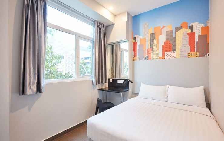 ibis budget Singapore Bugis Singapore - Superior Double or Twin Room with free Wifi
