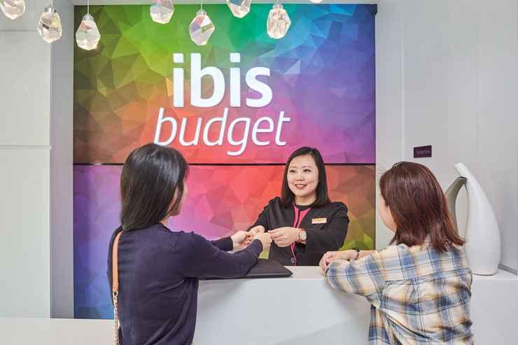 LOBBY ibis budget Singapore Ametrine