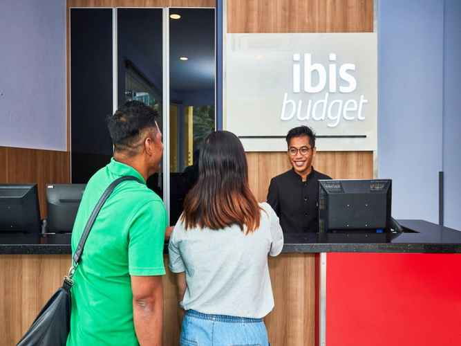 LOBBY ibis budget Singapore West Coast