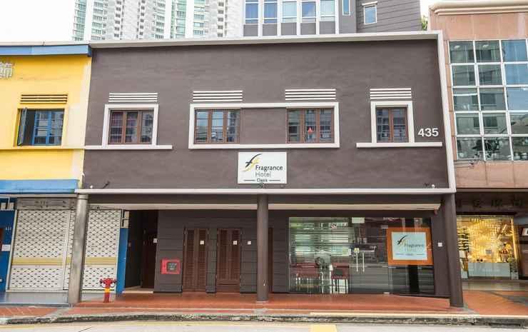 Fragrance Hotel - Oasis Singapore -