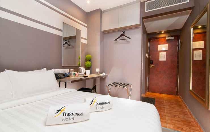 Fragrance Hotel - Kovan Singapore - Standard Double or Twin Room (No Window)
