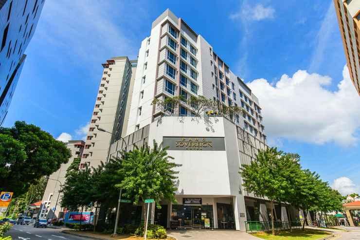 EXTERIOR_BUILDING Parc Sovereign Hotel - Albert St