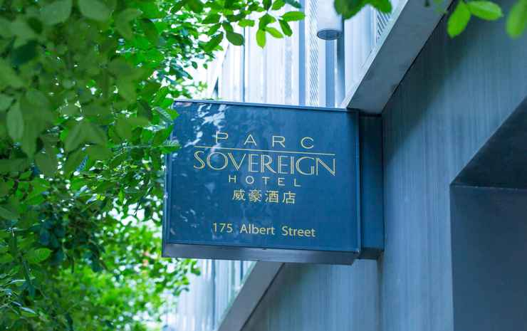 Parc Sovereign Hotel - Albert St Singapore -