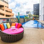 SWIMMING_POOL Parc Sovereign Hotel - Albert St