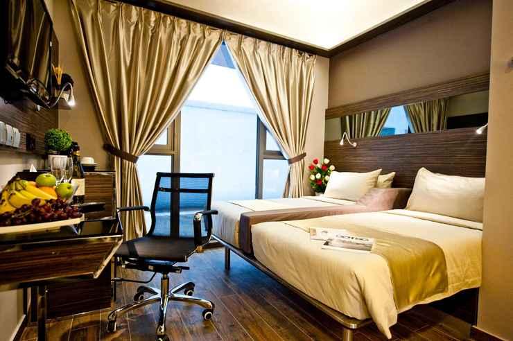 BEDROOM Parc Sovereign Hotel - Tyrwhitt