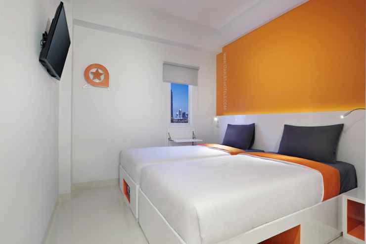 BEDROOM Starlet Hotel Serpong